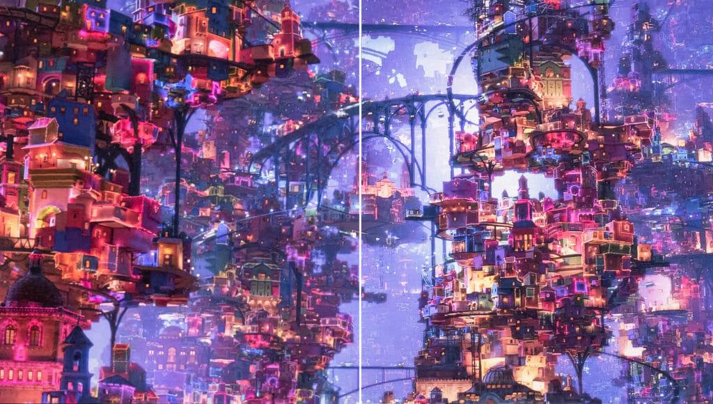 Disneys Coco ist ein Paradebeispiel, was das AI Upscaling leisten kann