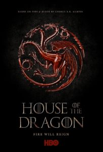 House of the Dragons Plakat