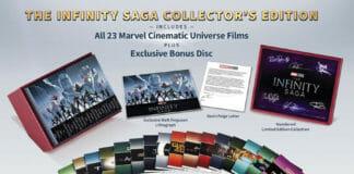 Es gibt sie wirklich: Die Marvel MCU The Infinity Saga Collection auf 4K Blu-ray