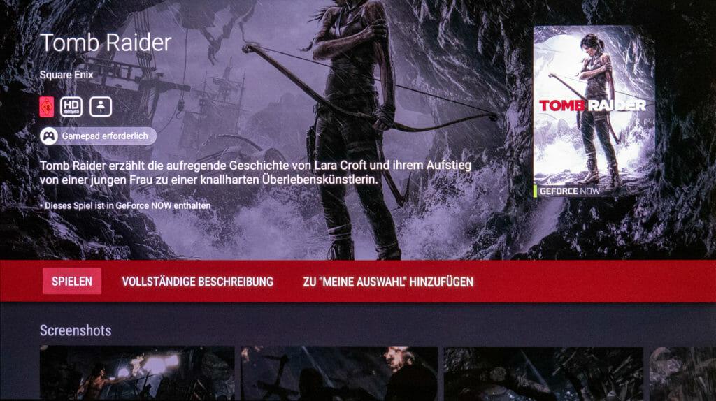 Mit Geforce Now bietet Nvidia bereits seit Jahren einen Game-Streaming-Service an
