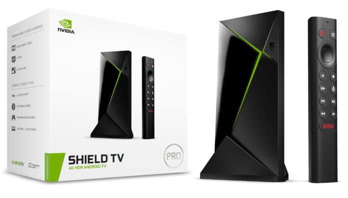 Die Nvidia Shield TV Pro ist auf Heimkino-Enthusiasten ausgelegt und kostet 219 Euro (UVP)