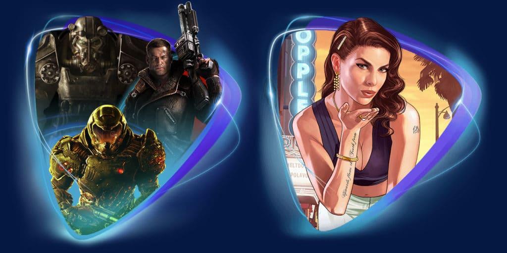Gamer finden auf Playstation Now Hunderte Spiele, darunter viele AAA-Veröffentlichungen