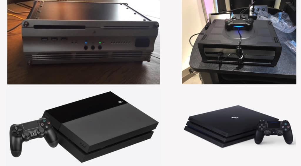 Das Playstation 4 Dev-Kit war die Vorlage für das finale Design der PS4