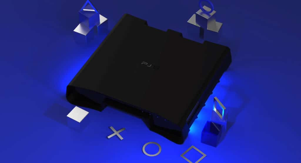Playstation 5 Development Kit umgedreht
