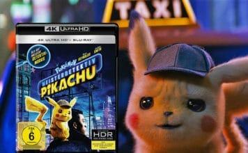 Wie schlägt sich Meisterdetektiv Pikachu auf 4K Blu-ray? Unser Test verrät es euch!
