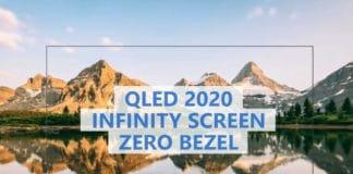 """Samsung sichert sich die Wortmarken """"Infinity Screen"""" und """"Zero Bezel"""" für seine QLED TVs 2020"""