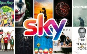 Sky verbessert sein Sky-Q-Angebot