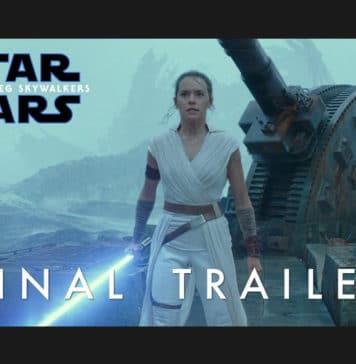 """Der finale Trailer zu """"Star Wars: Der Aufstieg Skywalkers"""""""