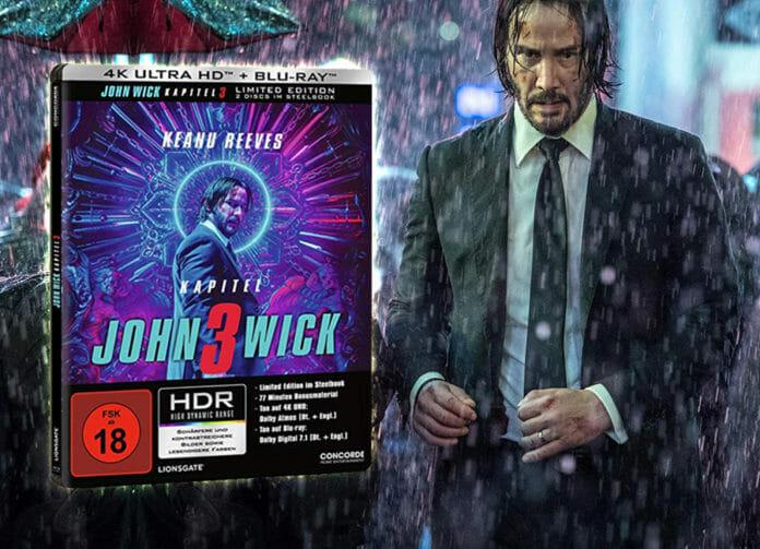 Die 4K Blu-ray Version von