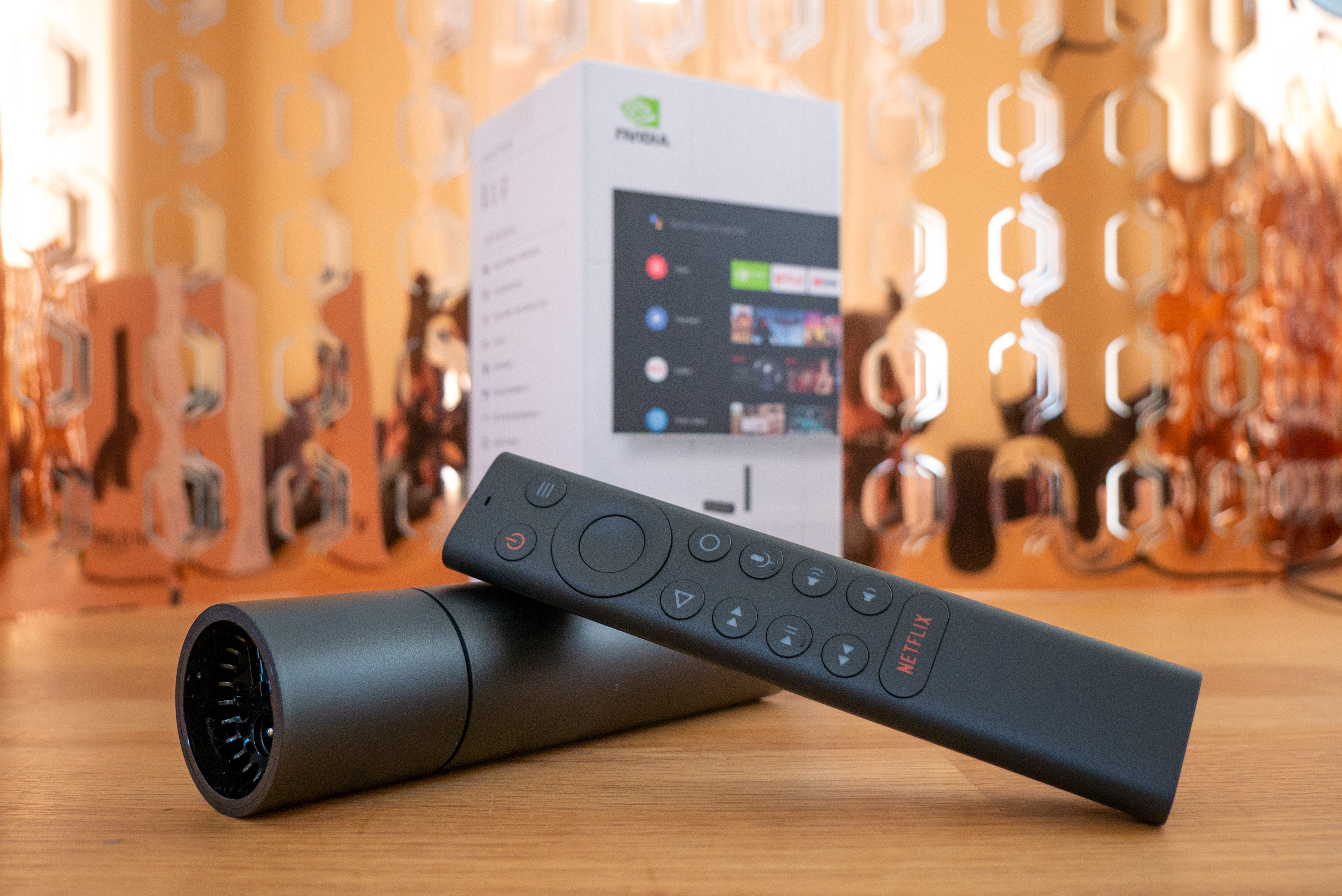 Nvidia Shield TV nur mit Maus und Tastatur bedienen