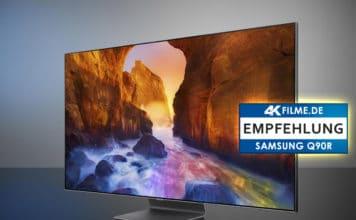 Samsung Q90R 4K QLED TV im Test