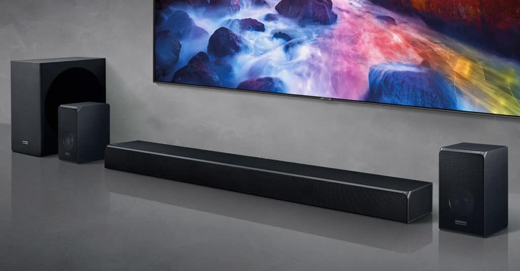 Samsung harman/kardon 7.1.4-Kanal Soundbar HW-Q90R