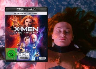 X-Men: Dark Phoenix 4K Blu-ray im Test