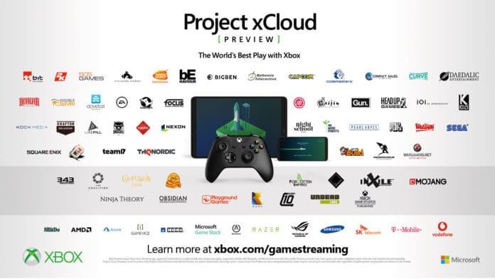 Microsoft verkündet zahlreiche Neuigkeiten zu Project xCloud