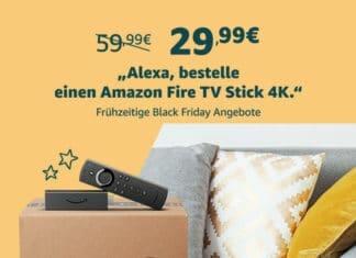 Alexa bestelle Fire TV Stick 4K