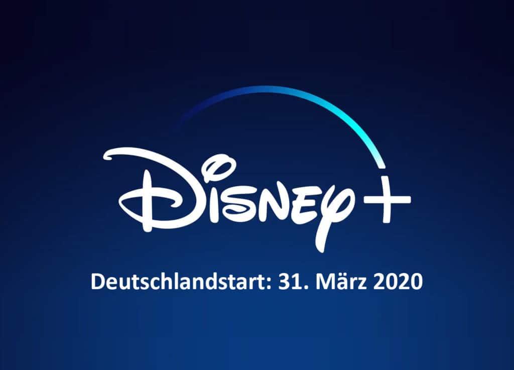 Disney Plus Deutschlandstart 31. März 2020