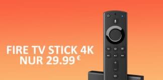 Den Fire TV Stick 4K gibt es während der Schwarzer Freitag Woche für nur 29.99 Euro!