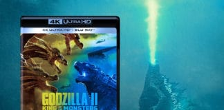 Godzilla 2 4K Blu-ray im Test