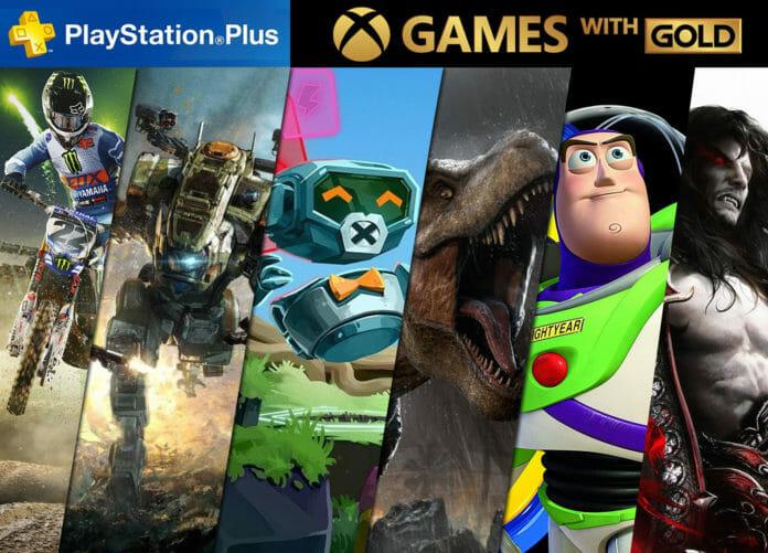 PlayStation Plus enthält im Dezember 2019