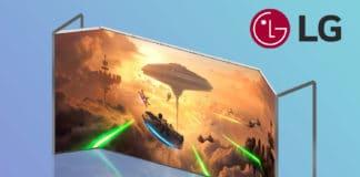 LG Faltbarer OLED TV 2020