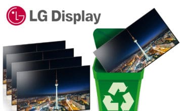 OLED Produktionsprobleme LG Display