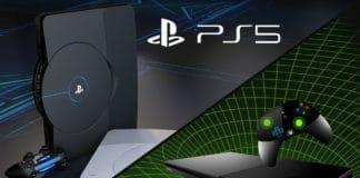 Playstation 5 gegen Xbox 2 Konsole