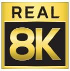 Real 8K Logo