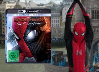 Im Test: Spider-Man: Far From Home auf 4K Blu-ray