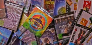 Ultra HD Blu-ray Playstation 5 - Project Scarlett