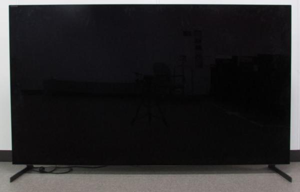 Die erste Abbildung des OLED55GX