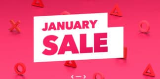 PlayStation Januar Sale