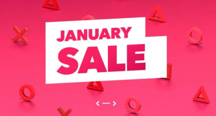 PlayStation Januar Sale