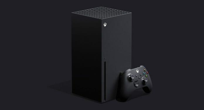 Die Xbox One Series X sieht sehr massiv aus