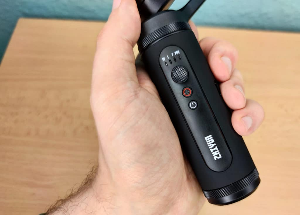 Zhiyun Smooth Q2 Griff