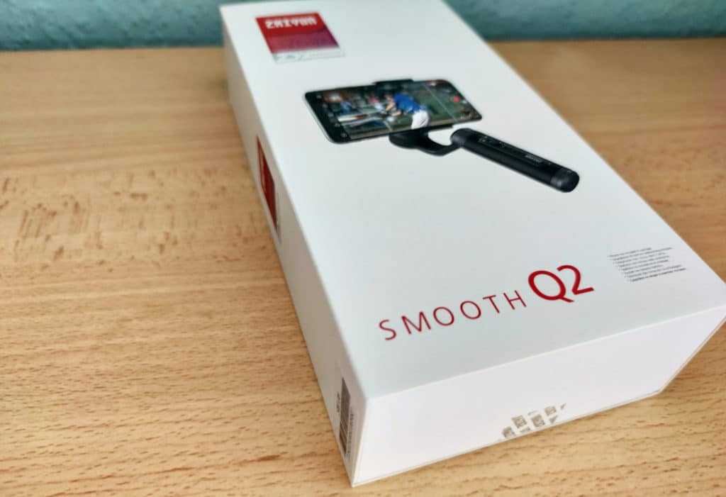 Zhiyun Smooth Q2 Karton
