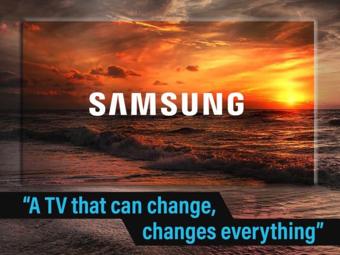 Samsung registriert