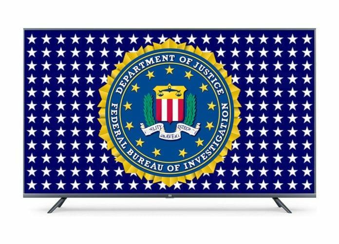 Das FBI warnt vor Sicherheitsrisiken durch Smart TVs