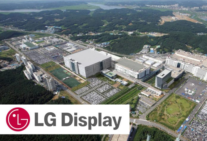 LG Display OLED Produktion Probleme