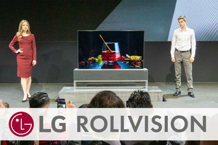 LG Rollvision