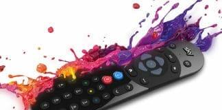 Die neue Sky Sprachfernbedienung - schlanker & ergonomischer mit neuer Tastenbelegung