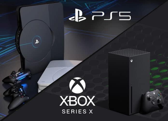 Playstation 5 gegen Xbox Series 2 Konsole 2020