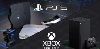 Die Karten werden 2020 neu gemischt. Playstation 5 gegen Xbox Series X