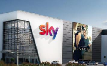 Das neue Sky Studio in Elstree ist eine Mega-Investition in die Zukunft