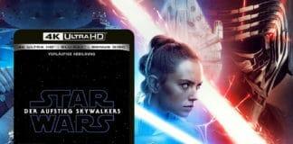 """Jetzt vorbestellbar: """"Star Wars: Der Aufstieg Skywalkers"""" auf 4K Blu-ray"""