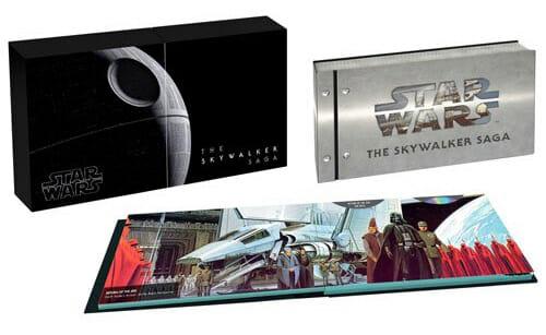 Die Star Wars: The Skywalker Saga bekommt ein aufwändiges Design