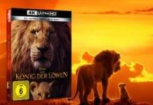 Test: Der König der Löwen 2019 auf 4K Blu-ray