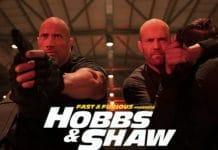 Test Fast Furious Hobbs Shaw 4K Blu-ray