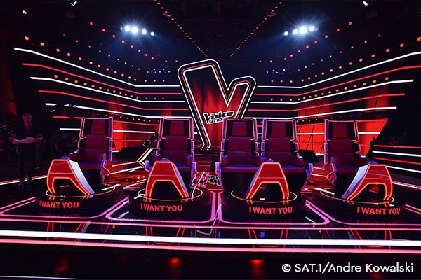The Voice Senior geht ins Finale!