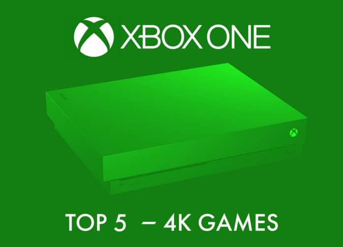 Die Xbox One S und X hatte in puncto 4K Gaming 2019 einiges zu bieten