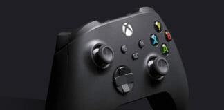 Der offizielle Xbox Series X Controller   Bild: Microsoft